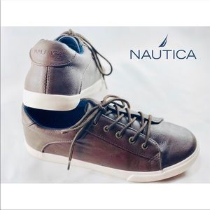 Nautica Little & Big Boys Lace-Up Sneakers